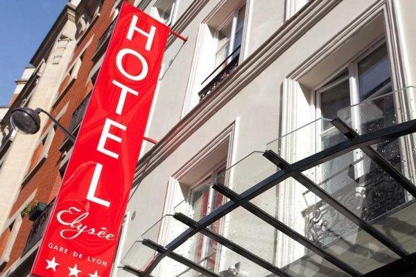 Hotel Elysee Gare de Lyon - фото 22