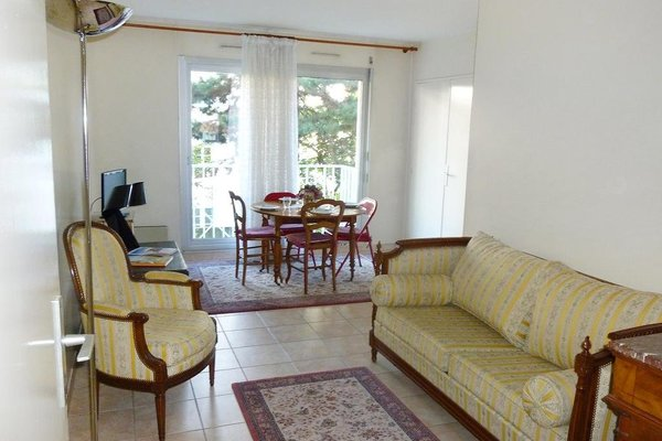 Apartment Bouchardon - фото 32