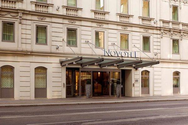 Novotel Wien City - фото 38