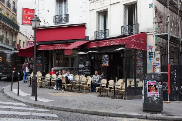 Montmartre Apartments Picasso - фото 18
