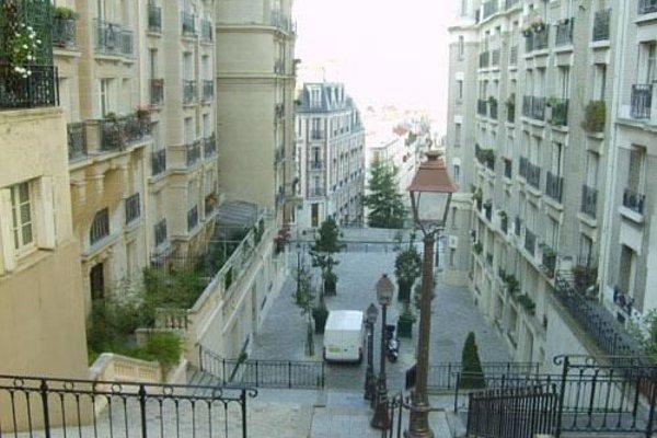 Montmartre Apartments Picasso - фото 21