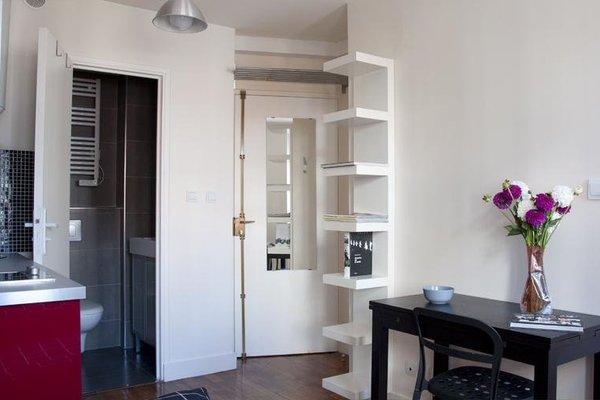 Residence Clignancourt - фото 12
