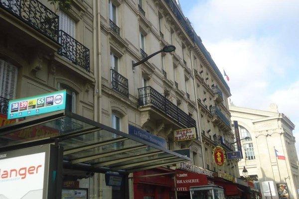 Hotel des Belges - фото 9
