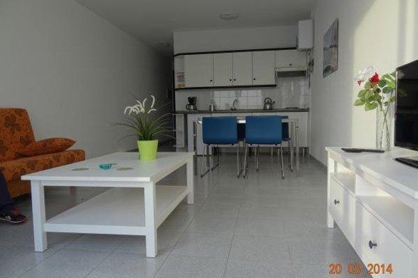 Apartamentos El Guirre - фото 12
