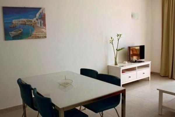Apartamentos El Guirre - фото 13