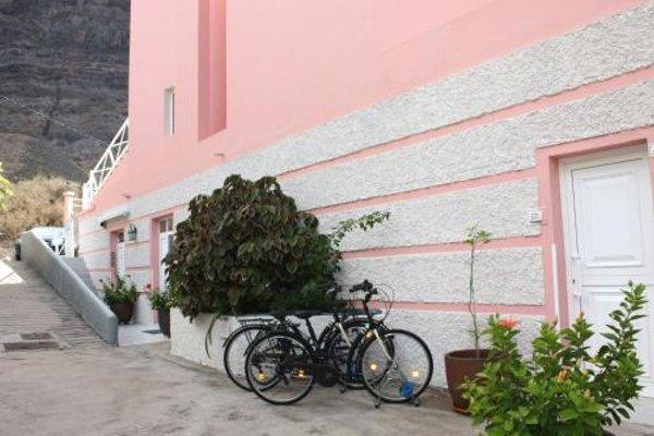 Apartamentos El Guirre - фото 19