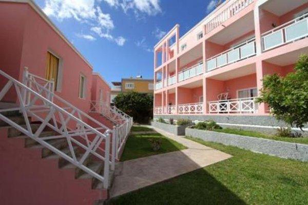 Apartamentos El Guirre - фото 22