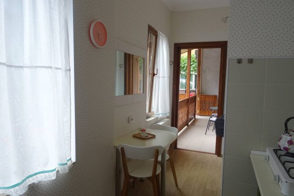 Borjomi Central Park Apartment - фото 12