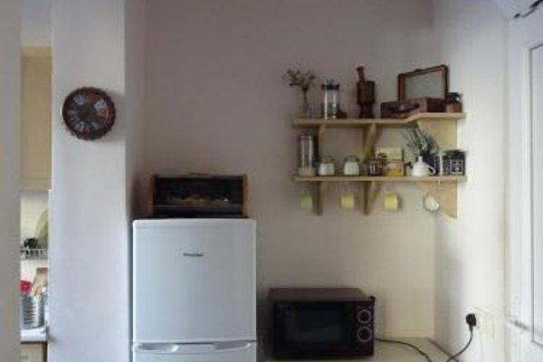 Borjomi Central Park Apartment - фото 15