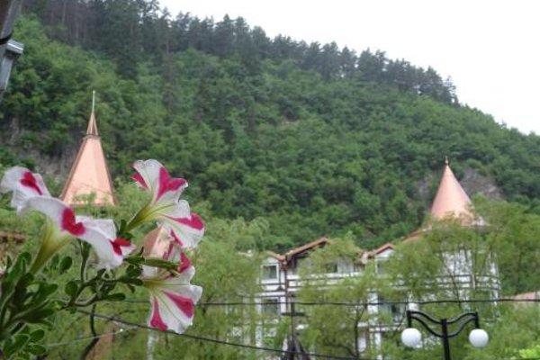 Borjomi Central Park Apartment - фото 18