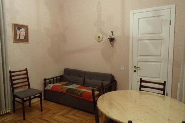 Borjomi Central Park Apartment - фото 20