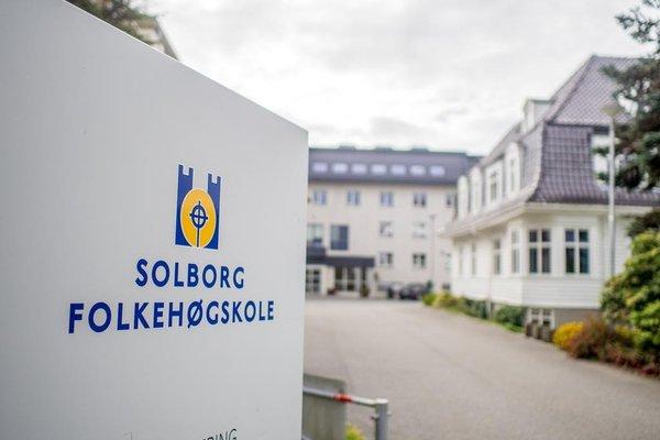 Solborg Folkehogskole Hostel - 9