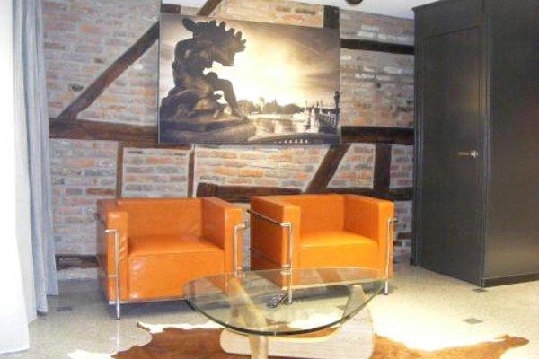 Amosa Hotel & Apartments Liege Center - фото 13