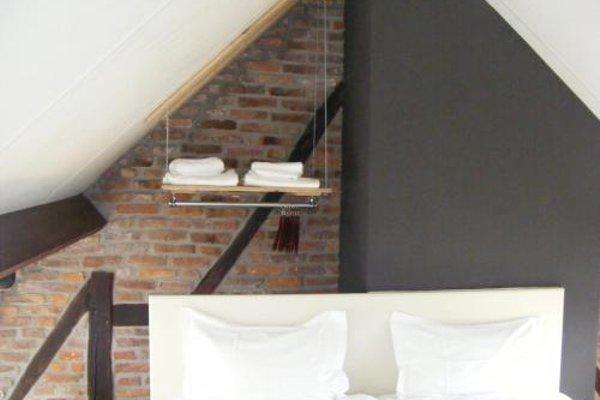 Amosa Hotel & Apartments Liege Center - фото 15