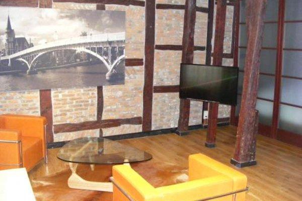 Amosa Hotel & Apartments Liege Center - фото 3