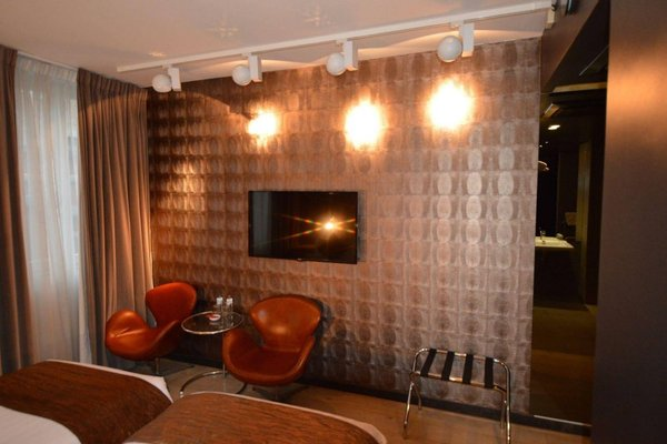 Amosa Hotel & Apartments Liege Center - фото 6