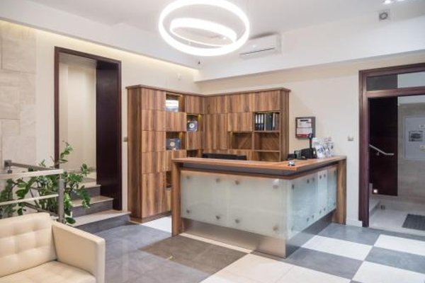 Aparthotel Miodowa - фото 21