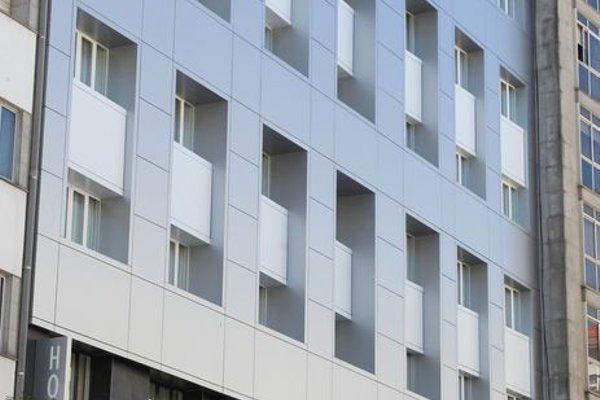 Hotel Gelmirez - фото 22