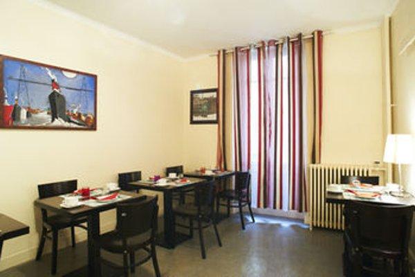 Hotel Le Petit Duquesne - 8