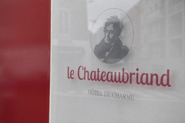 Logis Hotel Chateaubriand - фото 16