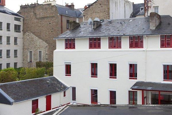 Logis Hotel Chateaubriand - фото 21