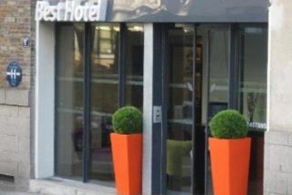 BEST HOTEL NANTES - фото 14