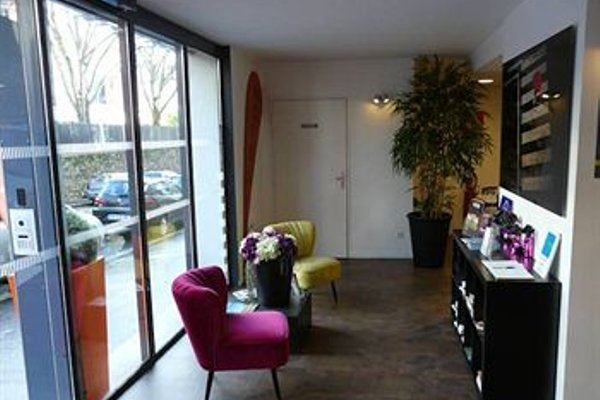 ibis Styles Nantes Centre Gare Hotel (ех. Kyriad Nantes Centre; Kyriad Nantes Gare Nord) - фото 13