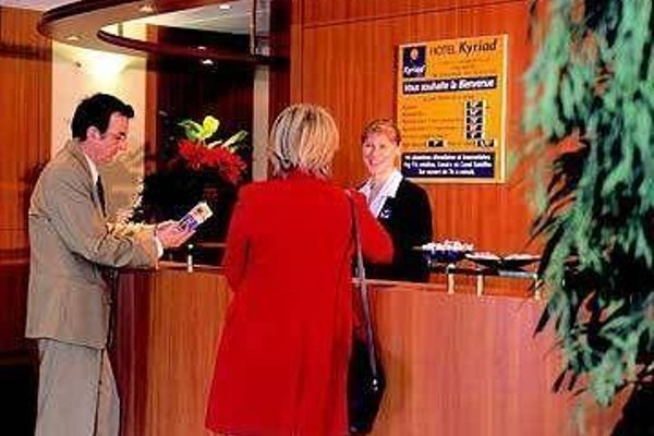 ibis Styles Nantes Centre Gare Hotel (ех. Kyriad Nantes Centre; Kyriad Nantes Gare Nord) - фото 16