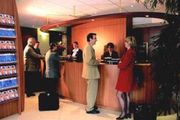 ibis Styles Nantes Centre Gare Hotel (ех. Kyriad Nantes Centre; Kyriad Nantes Gare Nord) - фото 17