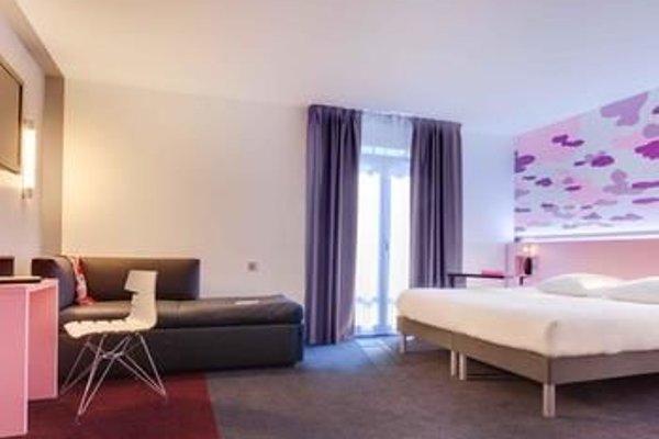 ibis Styles Nantes Centre Gare Hotel (ех. Kyriad Nantes Centre; Kyriad Nantes Gare Nord) - фото 7