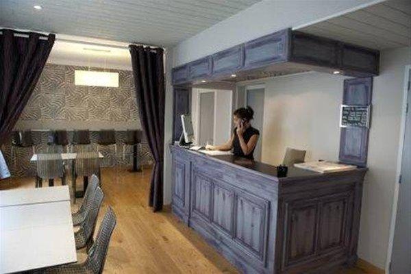 Hotel Le Cambronne - фото 18