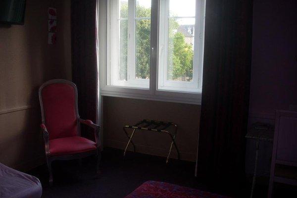 Hotel du Chateau - фото 18