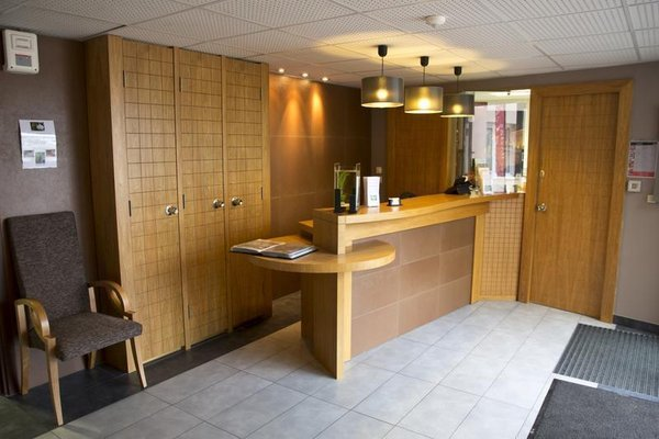 Zenitude Hotel-Residences Les Portes d'Alsace - фото 14