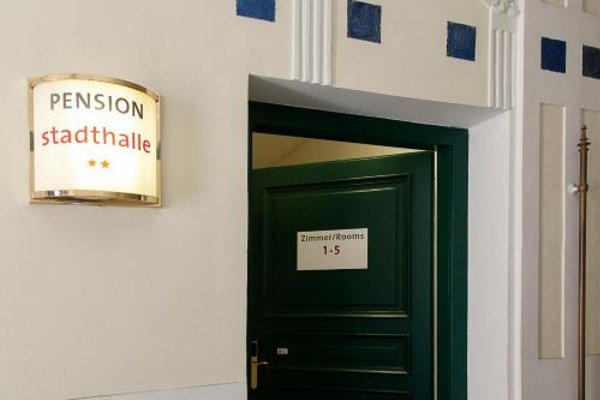 Pension Stadthalle - 17