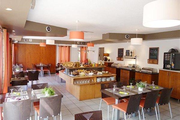Best Hotel Montpellier Millenaire - 10