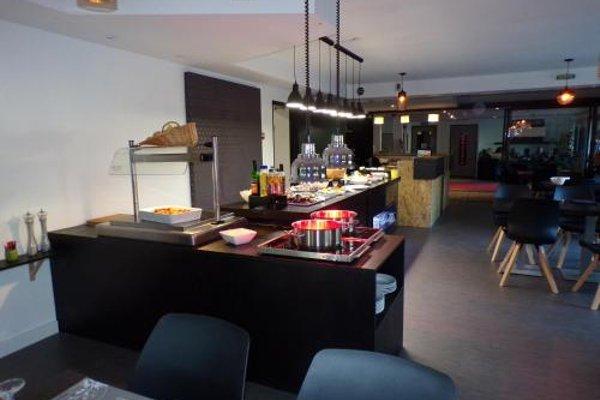Best Hotel Montpellier Millenaire - 14