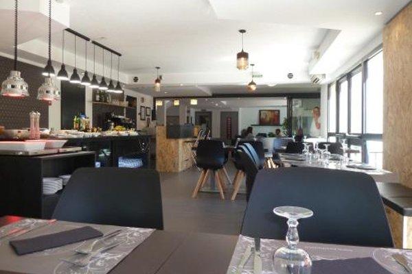 Best Hotel Montpellier Millenaire - 16