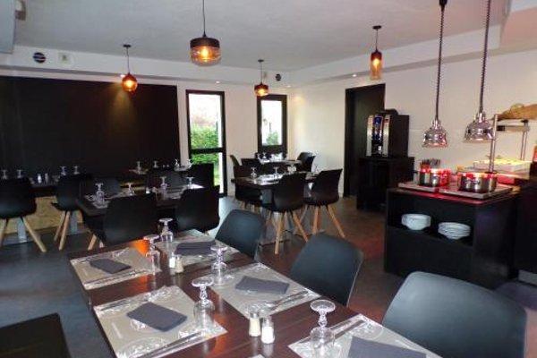 Best Hotel Montpellier Millenaire - 17