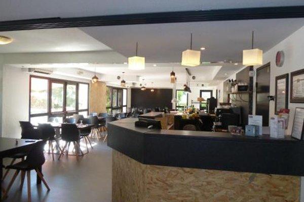 Best Hotel Montpellier Millenaire - 18