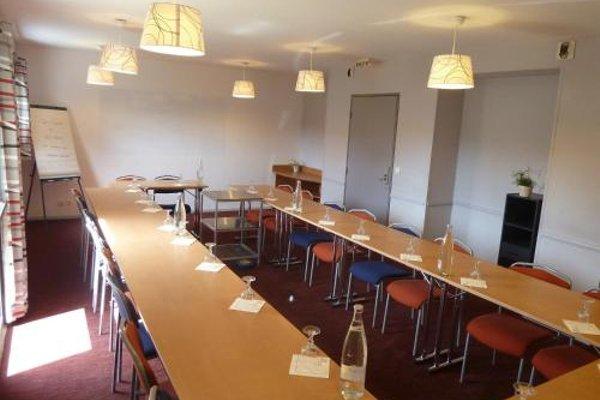 Best Hotel Montpellier Millenaire - 19