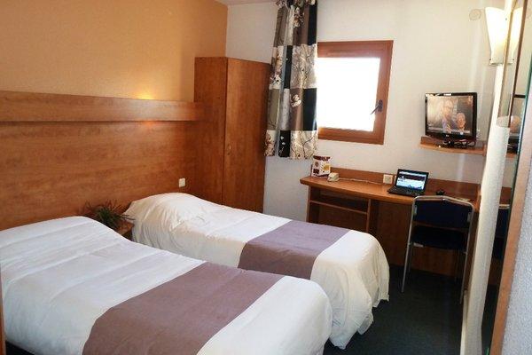 Best Hotel Montpellier Millenaire - 3