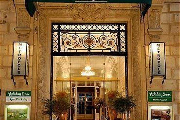 Hotel Oceania Le Metropole - фото 15