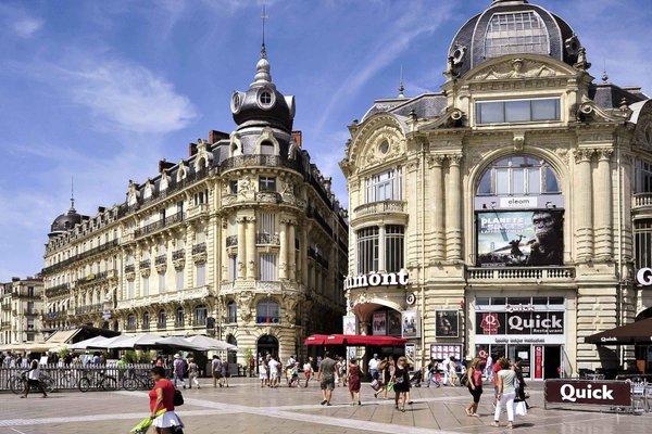 Novotel Suites Montpellier - 50