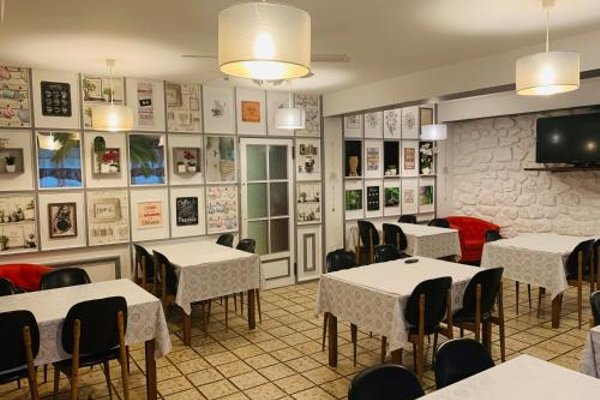 Hotel Les Myrtes - фото 11
