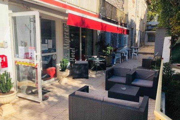Hotel Les Myrtes - 16