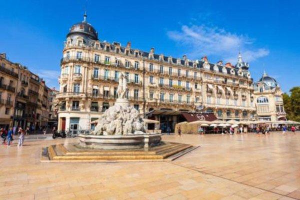 Hotel Les Myrtes - фото 18