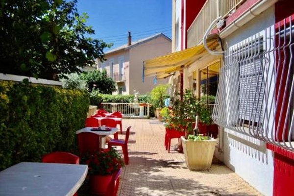 Hotel Les Myrtes - фото 22