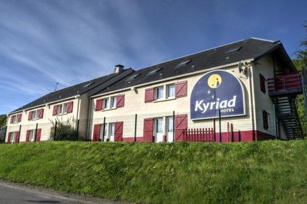 Kyriad Le Havre Montivilliers - фото 23