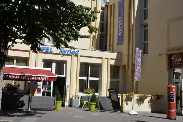 Kyriad Metz Centre - фото 21
