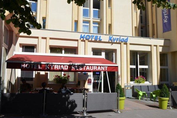 Kyriad Metz Centre - фото 23